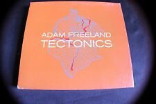 ADAM FREELAND - Tectonics - CD ULTRA RECORDS R & B Soul Music