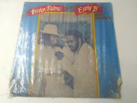 Triston Palma Meets Early B The Doctor Vinyl LP 1984 REGGAE DANCEHALL