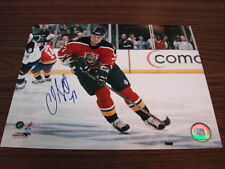 Chris Gratton Autograph / Signed 8 x 10 Photo Florida Panthers