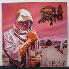 DEATH 'Leprosy' Vinyl LP NEW