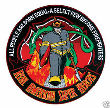 "PATCH Real American Hero Fire Fighter 5"" version"