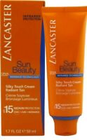 LANCASTER SUN BEAUTY SILKY TOUCH FACE CREAM SPF15 50 ML PROTEZIONE VISO
