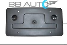 2010-2012 FORD MUSTANG FRONT LICENSE PLATE BRACKET HOLDER FO1068128 AR3Z17A385AA