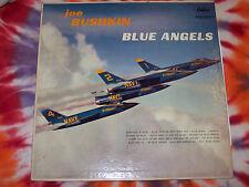 JOE BUSHKIN Blue Angels CAPITOL RECORDS 1958 VG Navy Jazz Easy Listening Navy