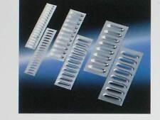 Lüftungsbleche Lüftungsschlitze  Alu 90x16mm  krick 70009