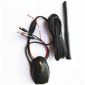 Car Antenna Auto GPS Navigation System FM AM Radio Aerial Fit For Roof Mounting