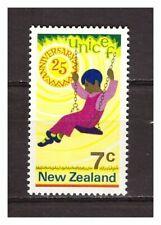 12223) New Zealand MNH Neu 1971 25th Anniversary Of Unicef