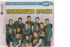 Tropicalisimo Apache CD NEW La Mas Completa 2 CD's 602527434919  NOW SHIPPING!