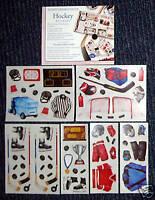 MARSHMALLOW Creative Memories LARGE SASSY ABC 123 Stickers WHITE