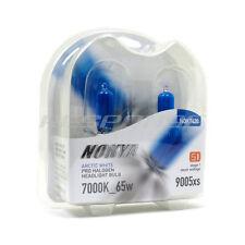 Nokya 9005xs Arctic White Headlight Foglight Bulbs Pro Halogen 7000K 12v/65w