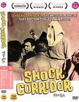 Shock Corridor (1963, Samuel Fuller) DVD NEW