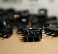 50x OMRON D2FC-F-7N Micro Switch Microswitch for RAZER Logitech APPLE MS Mouse