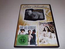 DVD  Drei Klassiker - Hamlet / Die 39 Stufen / Lord Nelsons letzte Liebe