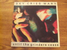 RARE LP SKY CRIES MARY/DARK MINIMAL WAVE/DISQUE MINT