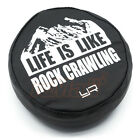 Yeah Racing 1/10 Tire Cover For 4WD RC Car Crawler 1.9 Wheels - Life Is Like