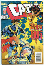 CABLE # 8,  FEB 1994 MARVEL COMIC BOOK -- X-MEN on b/c