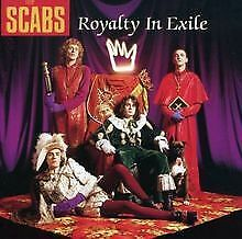 Royalty in Exile [UK-Impo von The Scabs | CD | Zustand gut