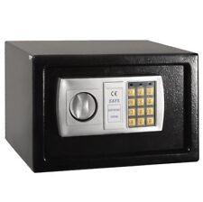"12.5"" Electronic Digital Lock Keypad Safe Box Cash Jewelry Gun Safe Black New +"