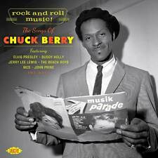 OUT FEBRUARY 2017 - THE SoNGS OF CHUCK BERRY - CDCH 1491