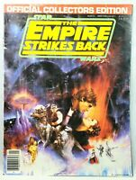 STAR WARS The Empire Strikes Back Official Collector's Edition Magazine 1980 Vtg