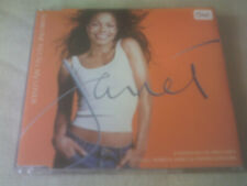 JANET JACKSON - SOMEONE TO CALL MY LOVER - UK CD SINGLE