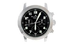 Blancpain Flyback Authorized Dealer Display Wall Clock