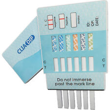 5 Pack  12 Panel Urine Dip Instant Drug Test, FDA Approved, CLIA waived