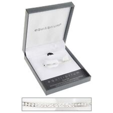 Silver Plated Bangle Leather Fashion Bracelets