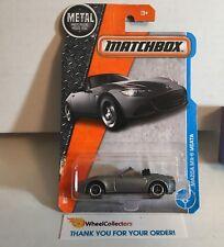 Mazda MX-5 Miata * Grey * 2017 Matchbox * WA1