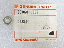 Kawasaki NOS NEW  11060-1109 Gasket 6.2x11.5x1.5 EL EN KL KEF KLF KLT 1984-2015
