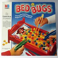 Bed Bugs (Vintage Game, 1985 MB Games) Vibrating Bed!