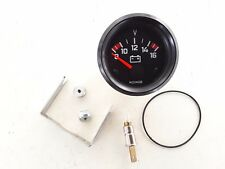 BMW R 90 S R 90/6 R 75/6 R 60/6 R 100 RS S VOLTMETRO MOTOMETER CIFRE BIANCHE