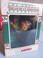 "Treasury of Christmas GARFIELD ""SUGAR PLUM FAIRY""  Vintage Christmas Ornament"