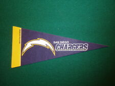 SAN DIEGO CHARGERS NFL LICENSED MINI PENNANT, NEW