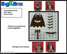 BATMAN Custom Weapon & Accessory PACK for LEGO Minifigures!