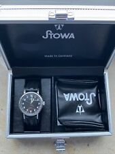 Original Stowa Partitio Automatik With Box And Pouch Complete Set Working Well