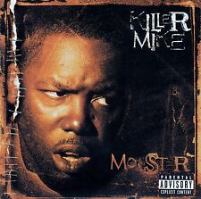 KILLER MIKE : MONSTER / CD - TOP-ZUSTAND