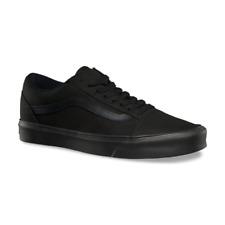 Vans OLD SKOOL LITE Mens Shoes (NEW) UltraCush BLACK CANVAS Skate FREE SHIPPING!