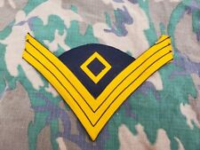 Indian Wars Us Army Cavalry First Sergeant Chevron Patch
