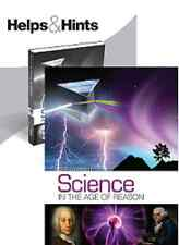 Science in the Age of Reason SET - Text and Helps & Hints, Jay Wile  New