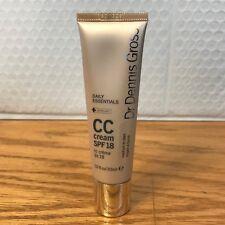 Dr. Dennis Gross CC Cream SPF 18 Medium to Dark 1.0 fl oz - E17