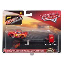 DISNEY CARS 3 lanzador con Diecast Lightning McQueen