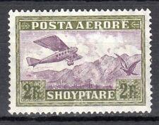 Albania - 1925 Adria-Aero / Airplane -  Mi. 131 MNH