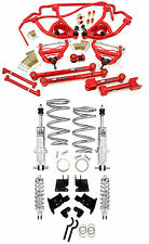 UMI 64-72 GM A-Body Chevelle Suspension Kit Coilovers Sway Bar A-Arms 4 Link