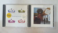 M PEOPLE - 2 CD LOT: ELEGANT SLUMMING (EX) - BIZARRE FRUIT (NEAR MINT)!