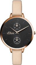 s.Oliver SO-3535-LM - Armbanduhr - Damen - Uhren Neu