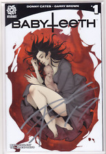 BABYTEETH #1 Elizabeth Torque VARIANT Signed by Donny Cates First Print NM w/COA