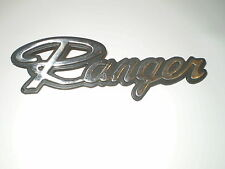 "Valiant NEW VH VK ""Ranger"" Badge. N.O.S.Genuine. Sedan Wagon Ute Hardtop"
