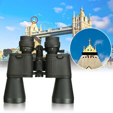 180 x 100 Zoom Day Night Vision Outdoor Telescope Travel Binoculars Hunt +Case