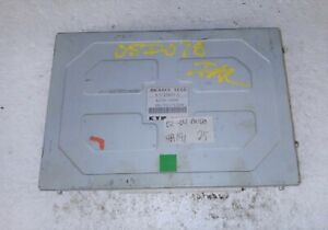 2002-2004 Isuzu Axiom suspension control module A2700-10006